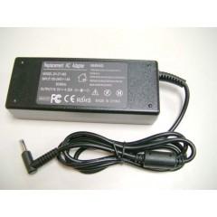 Блок питания (сетевой адаптер) для ноутбуков HP 19.5V 4.62A (разъем 4.5x3.0 с центральным контактом)