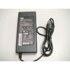 Блок питания (сетевой адаптер) для ноутбуков HP 18.5V 4.9A (разъем 4.8x1.7)