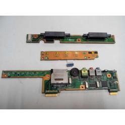 Fujitsu Amilo Xa2528 Xa1526 комплект плат XTB70A XTB70-G71 XTB70SW