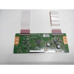 32/37/42/47/55 FHD TM120 Ver 0.2, 6870C-0401B T-Con плата для телевизора LG 42LM580S