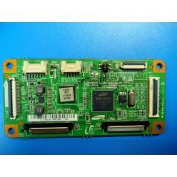LJ41-09475A, 42/50DH LOGIC MAIN REV 1.6 Плата T-con для телевизора Samsung UE46H5303AK