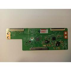6870C-0469A   v14 42 drd tm120 control ver 1.4b   T-Con плата  для  телевизора  Philips  42PFT6309