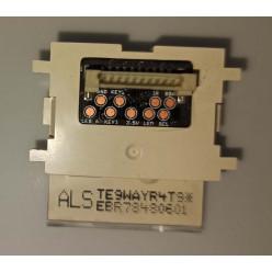 EBR78480601 плата ИК сенсора с джойстиком для телевизора LG 42LF560V